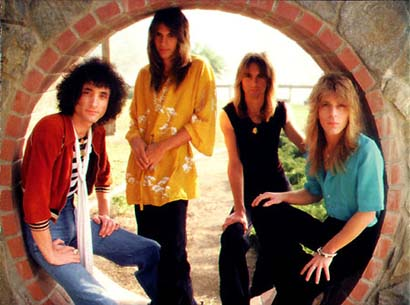 Founding Members of Quiet Riot